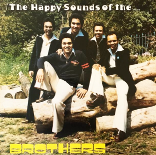 Brothers (The) ‎- The Happy Sounds Of The Brothers (LP) (VG+/VG+)